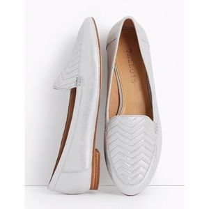 • Talbots Ryan Leather Loafers